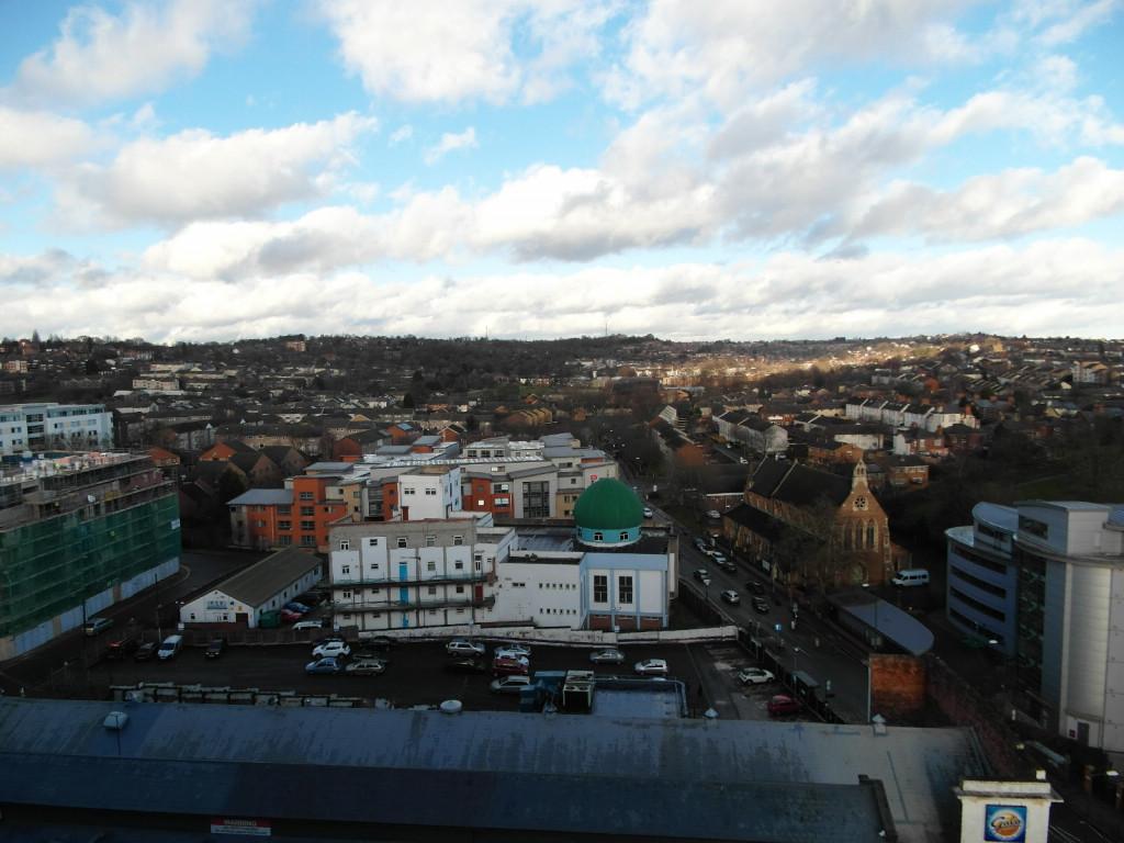 1 Bedroom Flat For Rent in The Litmus Building, 195 Huntingdon Street, Nottingham, NG1